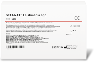 STAT-NAT® Leishmania spp. Label