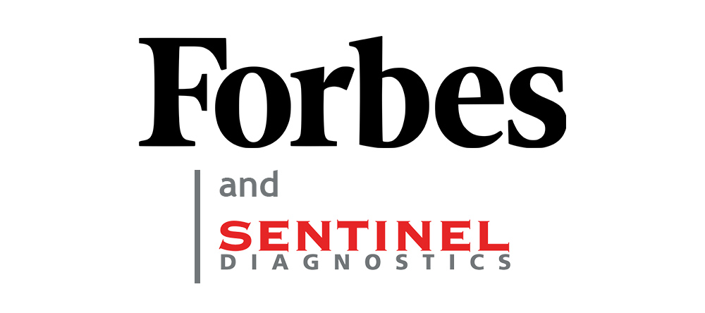 Forbes Italia applauds Sentinel Diagnostics as champion of the Italian business