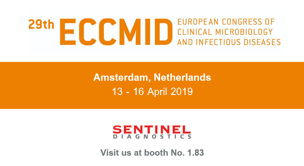 Meet us at ECCMID 2019